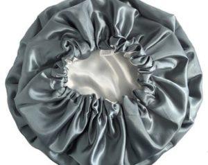 bonnet de douche pour empêcher l'eau de mouiller les 360waves