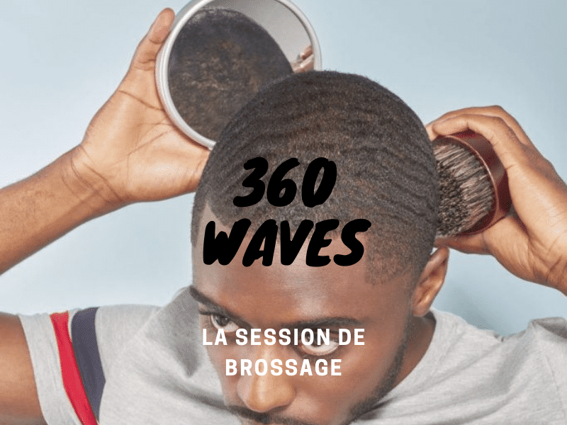 360 Waves : session de brossage