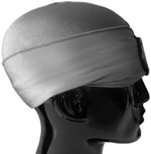 Illustration d'un Tsurag de couleur grise, un couvre-chef imaginé spécialement pour ceux qui détiennent les 360 waves