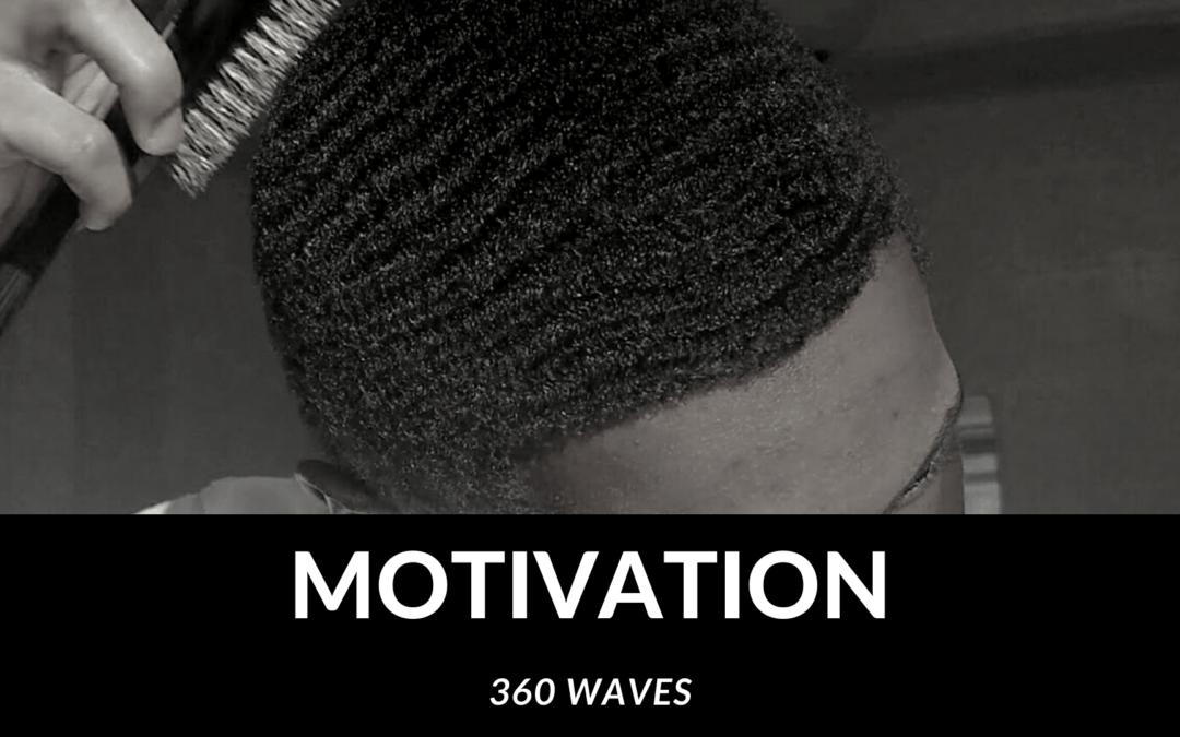 L'art des 360 waves : avoir une motivation à toute épreuve