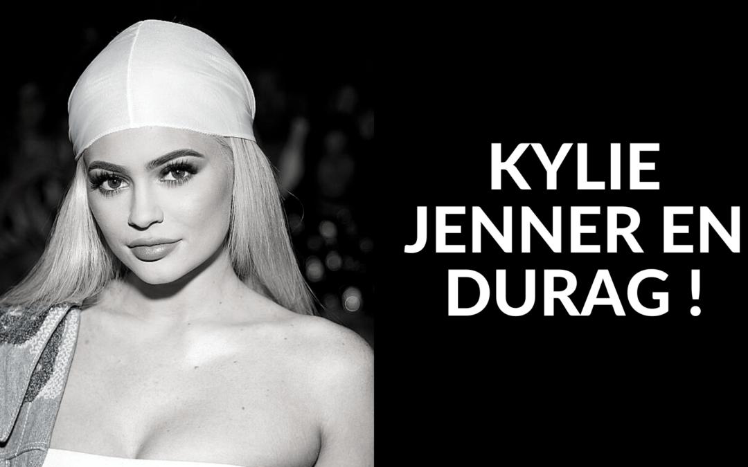 Kylie Jenner en durag, soupçonnée d'appropriation culturelle
