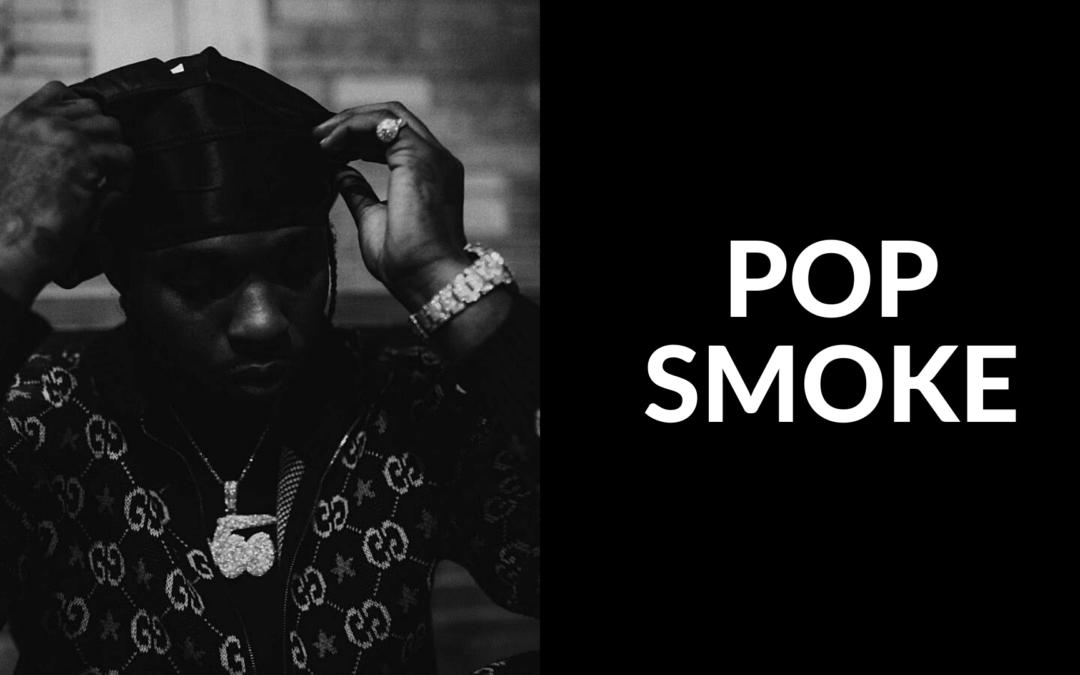 Pop Smoke : un rappeur qui portait un durag